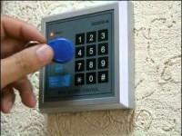 Безплатен контрол на достъп,отваряне с чип