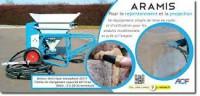 Машина за  полагане на мазилки и попълване на фуги под наем