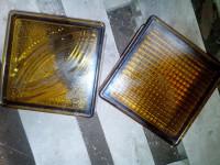 Стъклени тухли (блокчета) 19х19х8 – 220 бр.